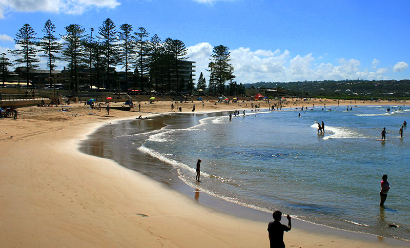 Dee Why Beach, New South Wales
