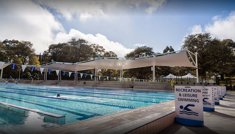 Hornsby Aquatic Centre, 203 Peats Ferry Rd, Hornsby NSW 2077