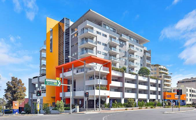Hornsby Residential Growth