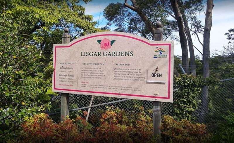 Lisgar Gardens, Lisgar Rd, Hornsby NSW 2077