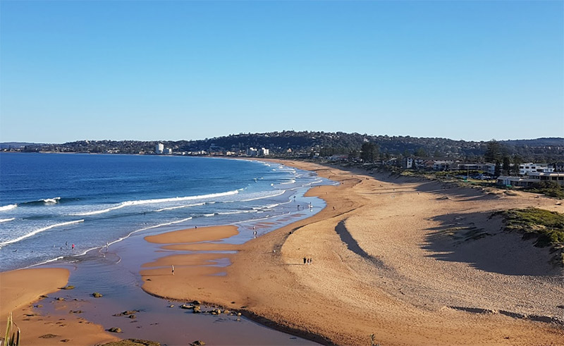 Narrabeen Beach, New South Wales