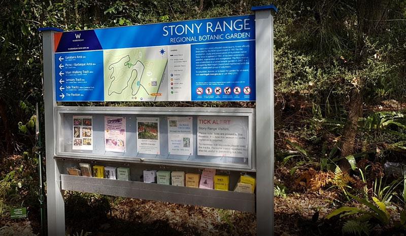 Stony Range Regional Botanic Garden, Dee Why, New South Wales 2099