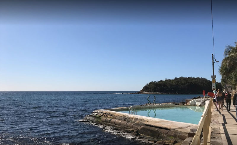 Fairy Bower Sea Pool - Manly NSW