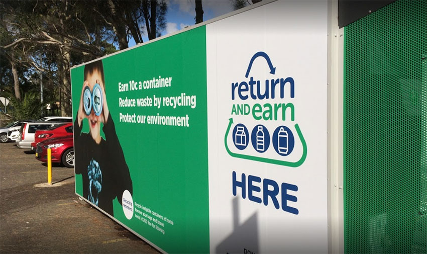 Return and Earn - North Epping