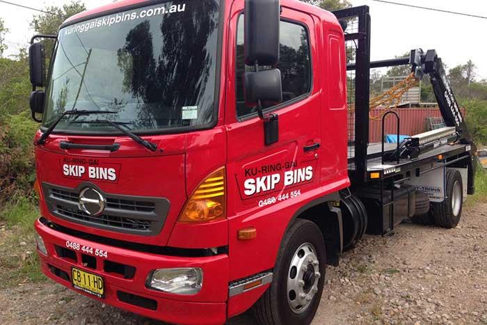 Skip Bins Eastwood NSW 2122